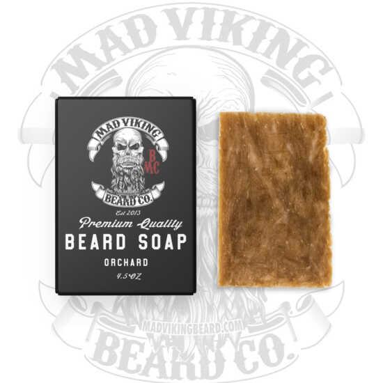 Mad Viking Orchard Bar Soap