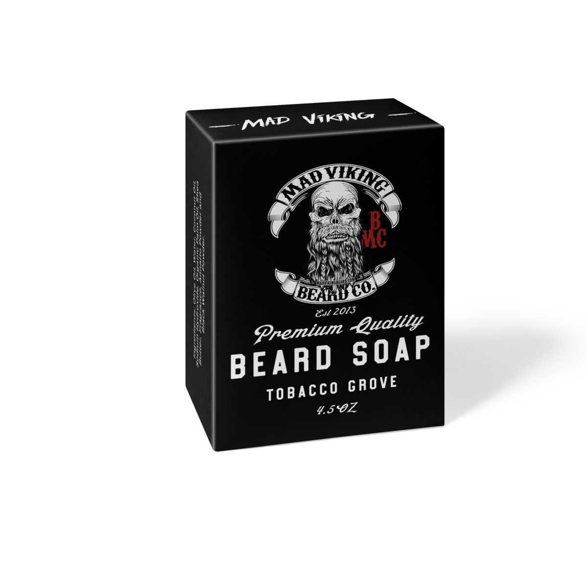 Mad Viking Tobacco Grove Soap