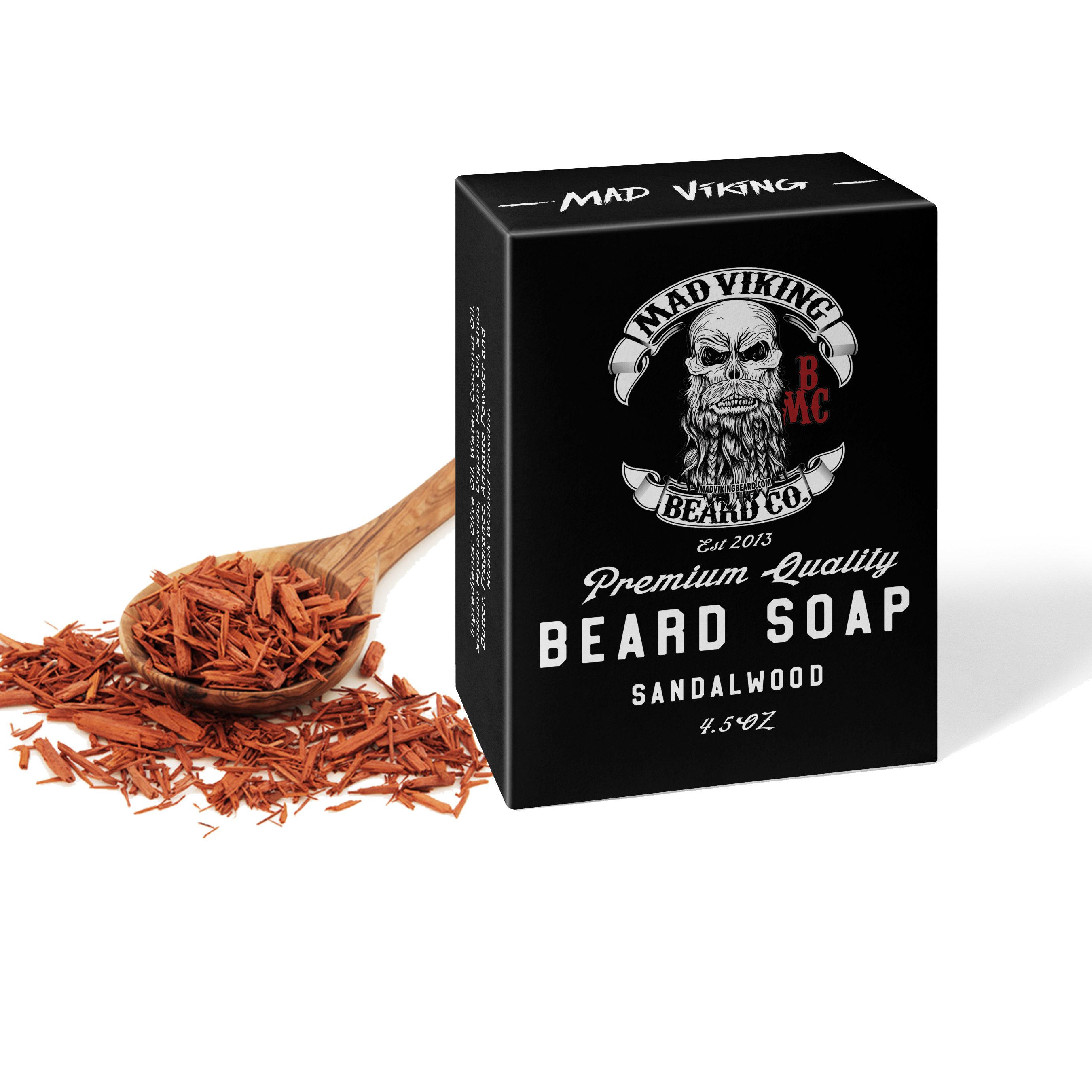 Mad Viking Sandalwood Soap