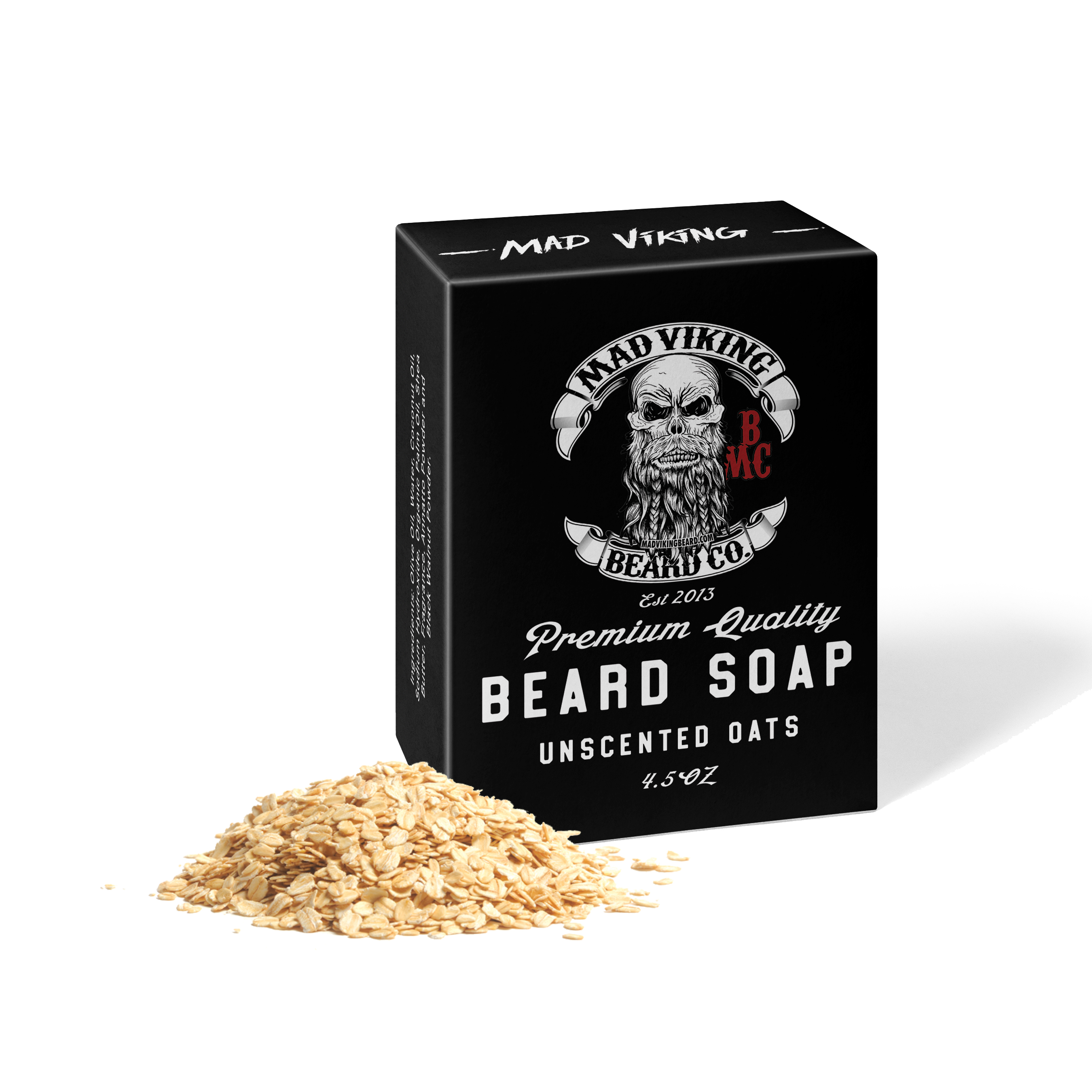 Mad Viking Unscented Soap
