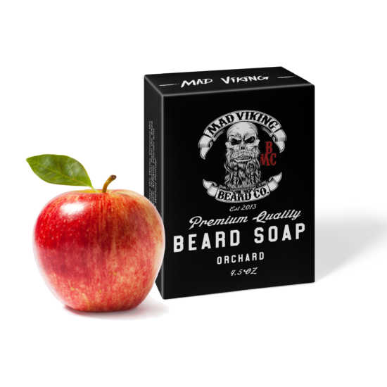 Mad Viking Orchard Soap