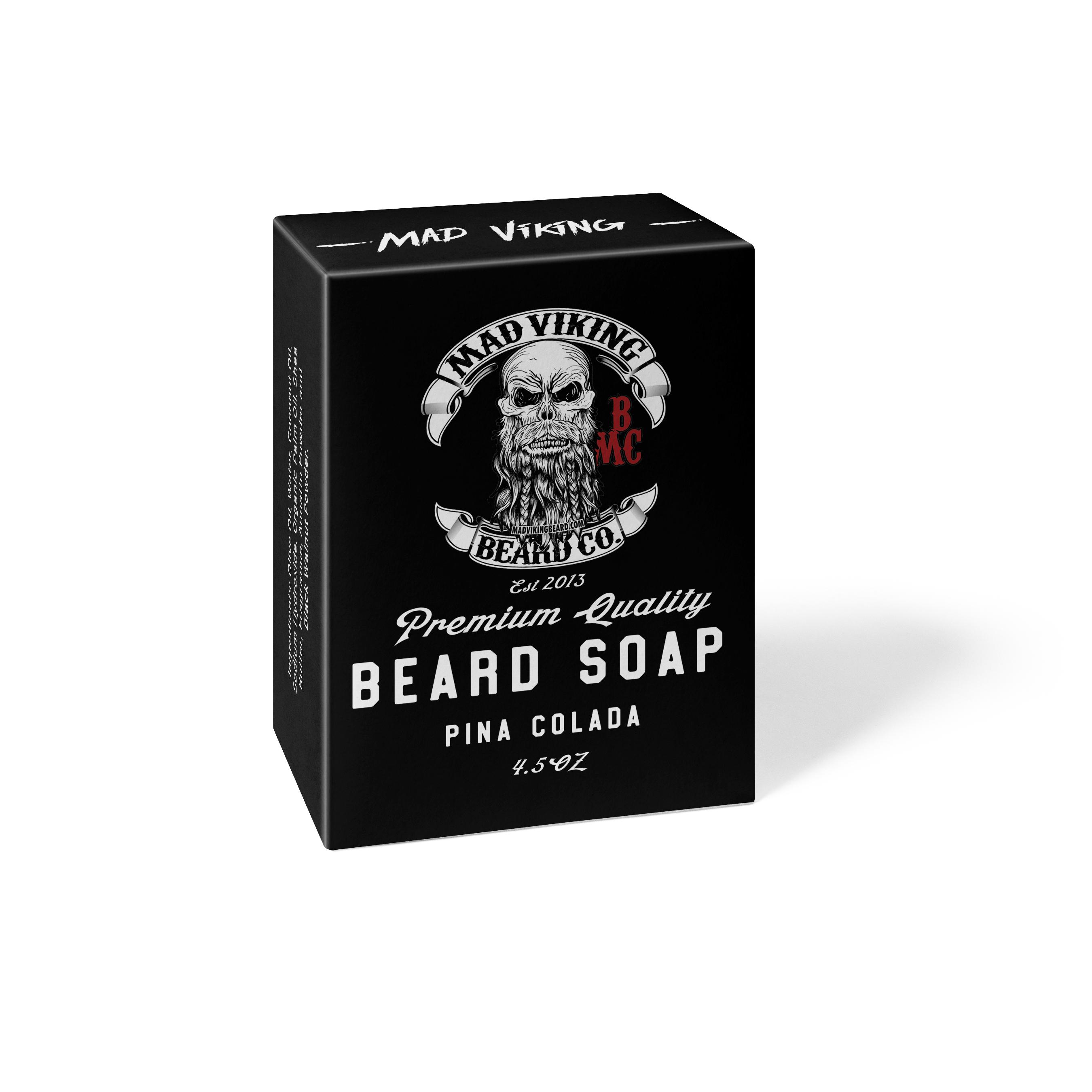 Mad Viking Pina Colada Soap