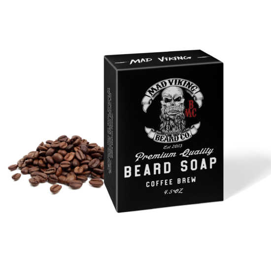 Mad Viking Coffee Brew Soap