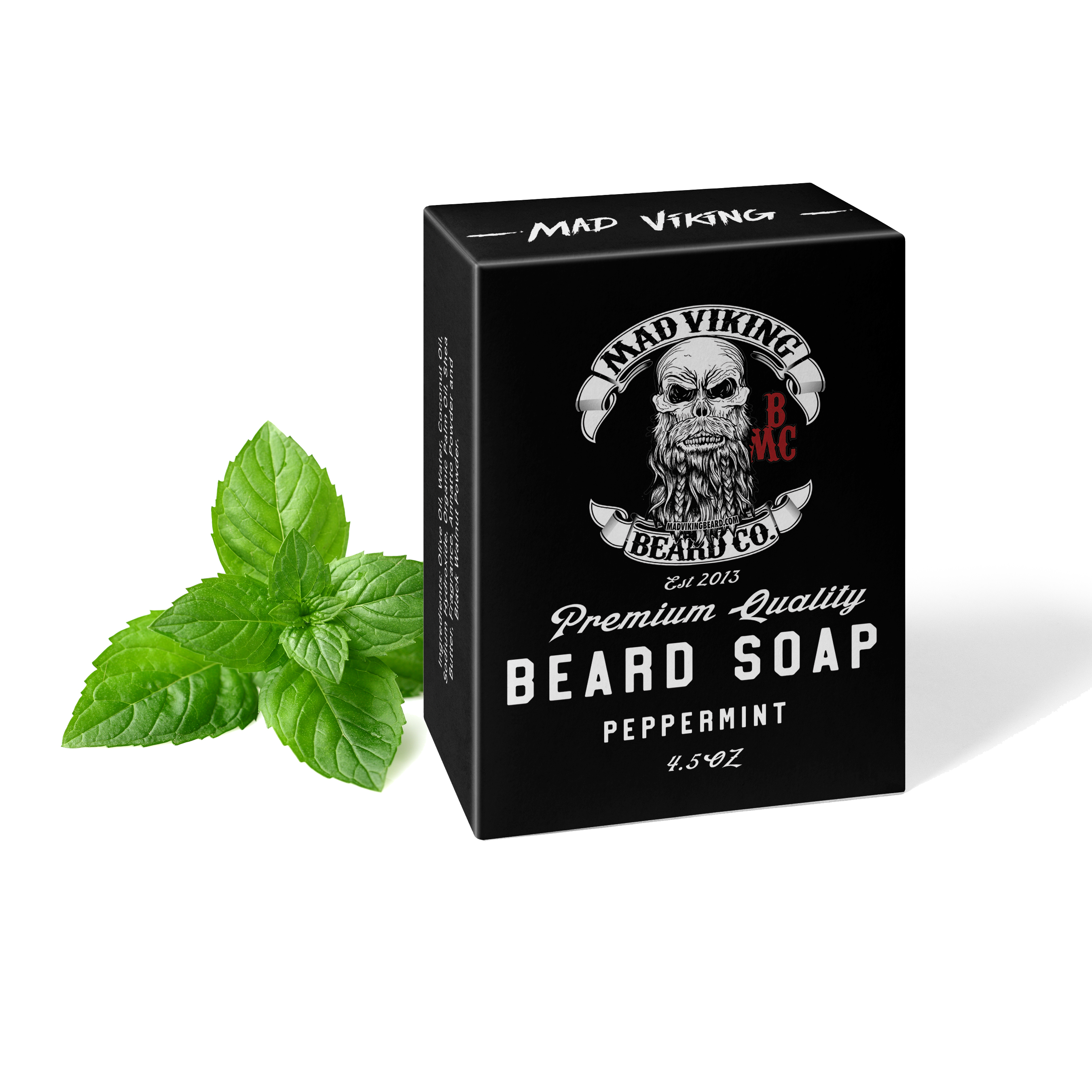 Mad Viking Peppermint Soap