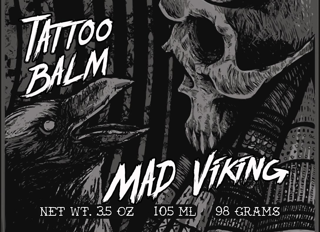 Mad Viking Tattoo Balm