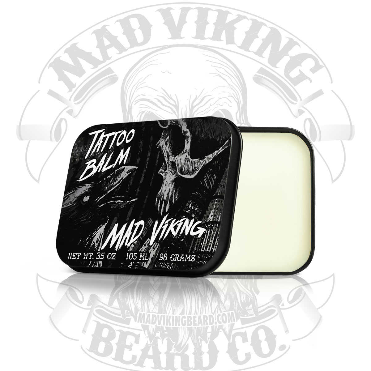 Mad Viking Tattoo Balm