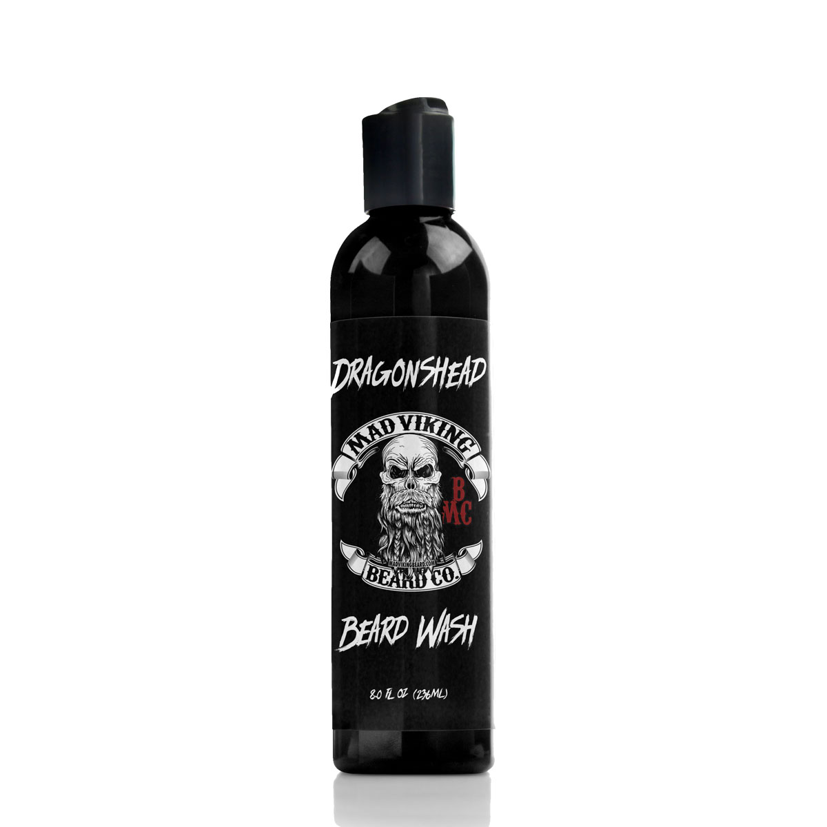 33edfe38 Dragonshead Mad Viking's Beard Wash
