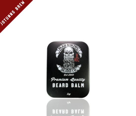 Jötunn's Brew Beard Balm 2oz