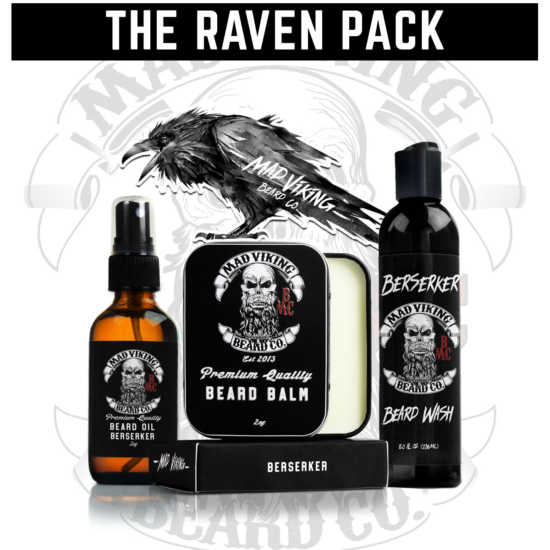 Mad Viking Raven Pack