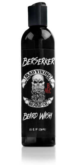 Berserker Mad Viking's Beard Wash
