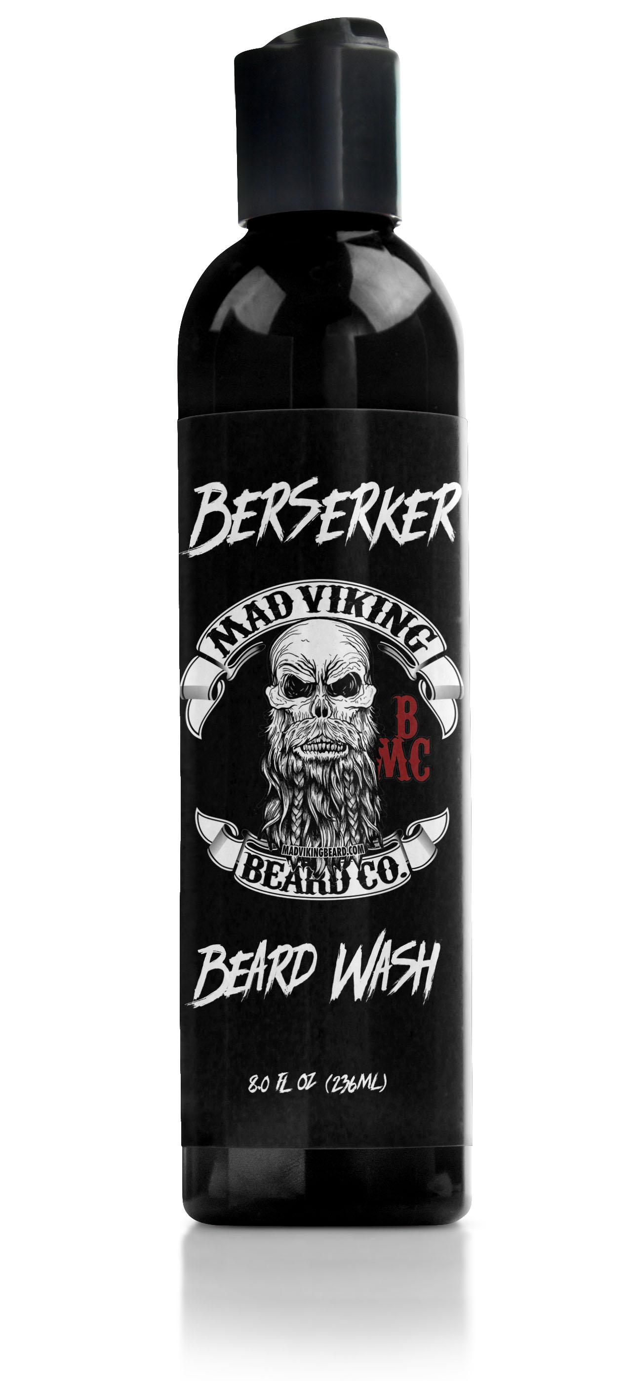 Berserker Mad Viking's Beard Wash