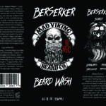Berserker Mad Viking's Beard Wash™