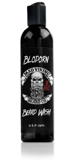 Blodorn Mad Viking's Beard Wash