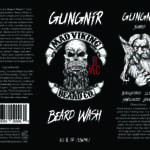 Gungnir Mad Viking's Beard Wash