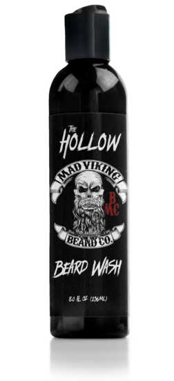 The Hollow Mad Viking's Beard Wash