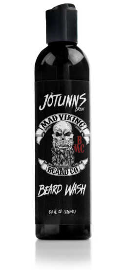 Jötunn's Brew Mad Viking's Beard Wash