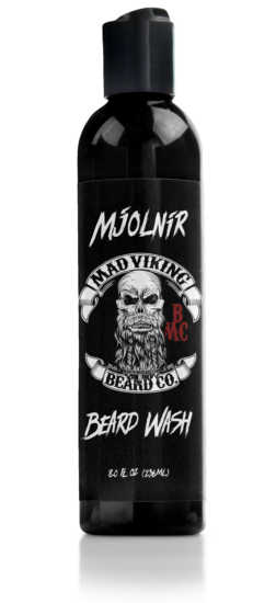 Mjolnir Mad Viking's Beard Wash