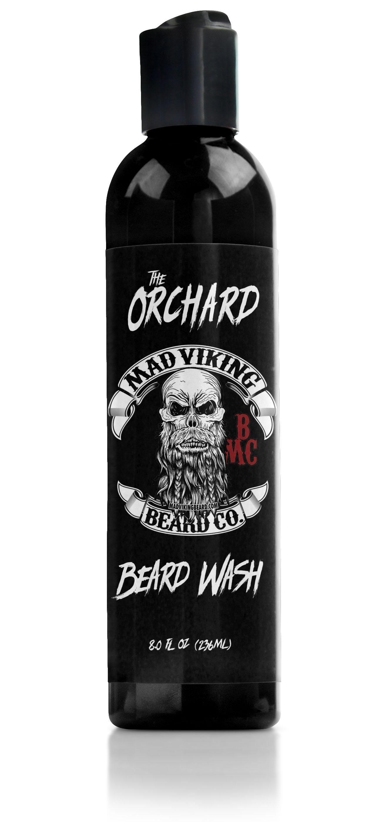Orchard Mad Viking's Beard Wash