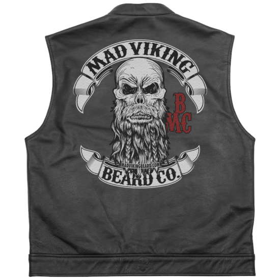 Mad Viking Logo Patch