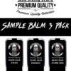 Mad Viking 3 Pack Sample Beard Balms