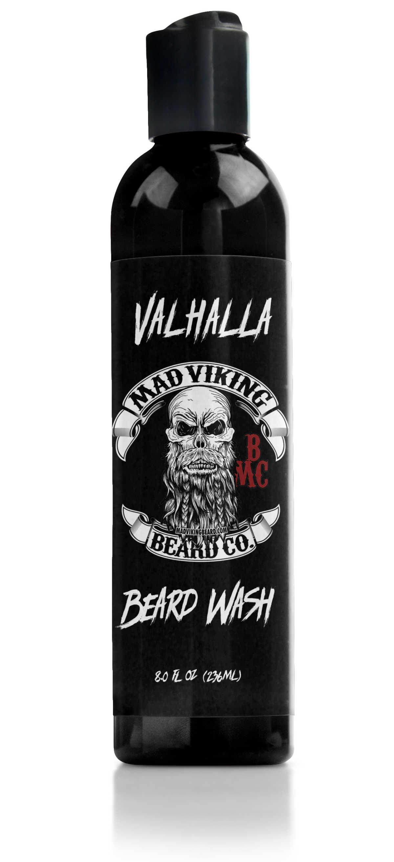 Valhalla Mad Viking's Beard Wash