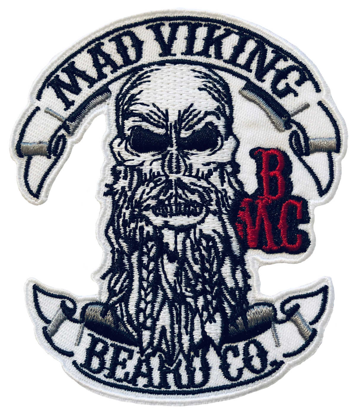 Mad Viking Patch
