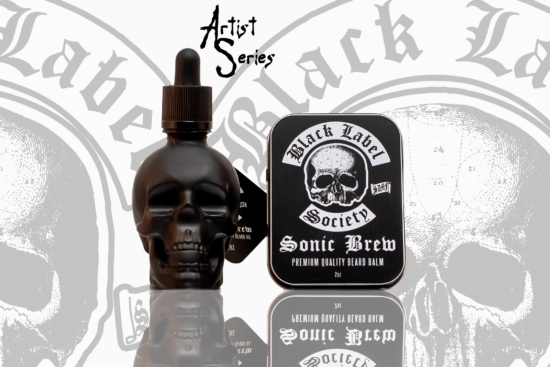 Black Label Society Beard Oil & Balm Combo