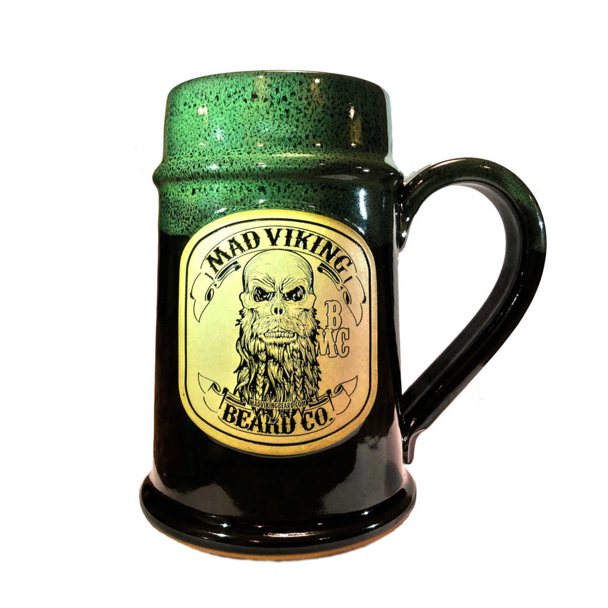 Mad Viking Skully Mug O' Doom