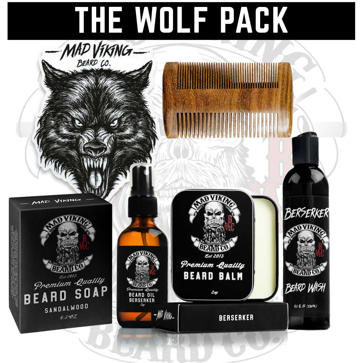 Mad Viking Wolf Pack