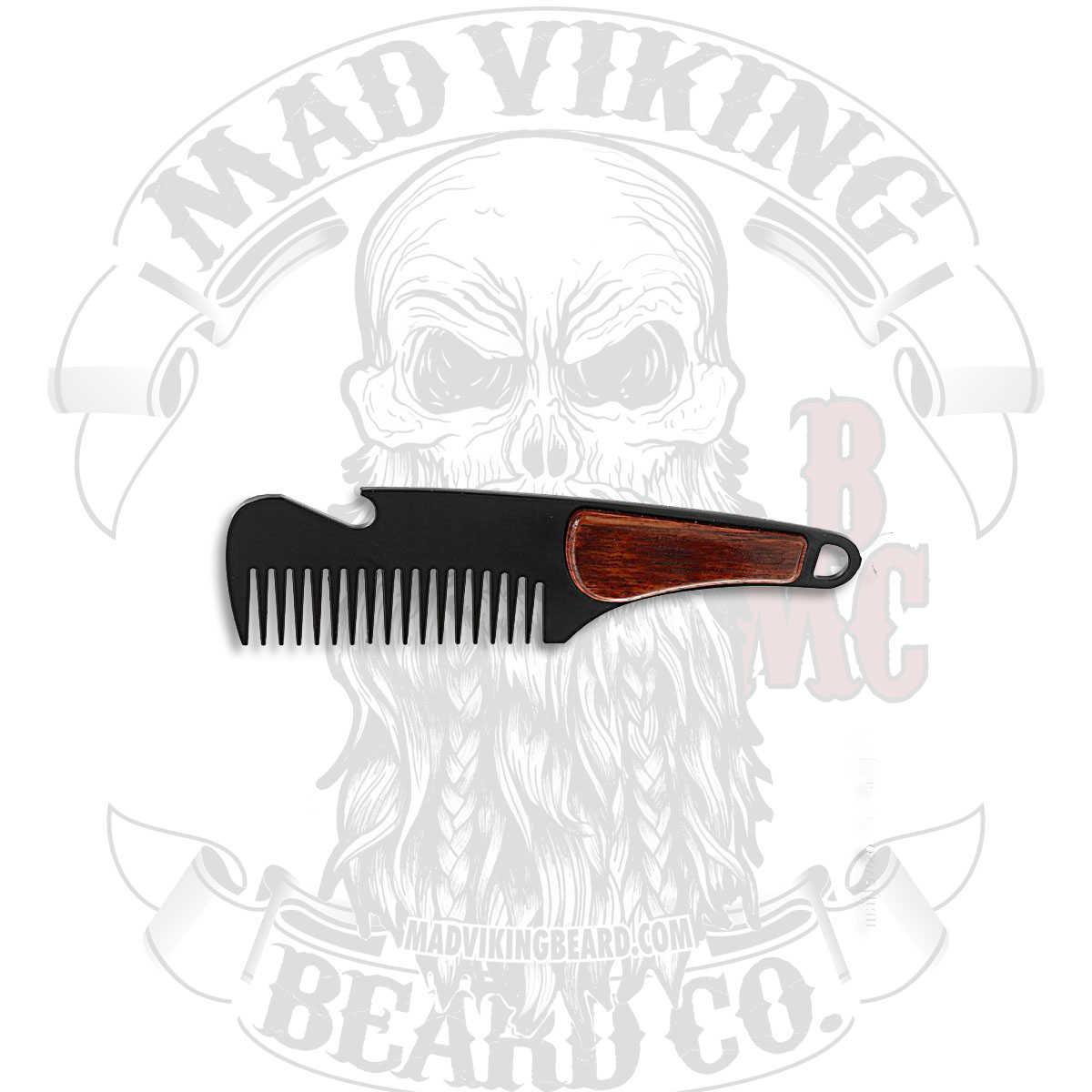 The Butcher Metal Comb