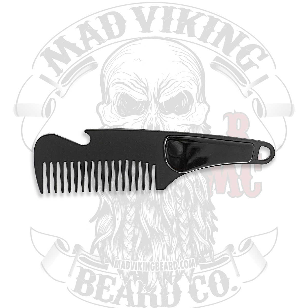 The Butcher Metal Comb