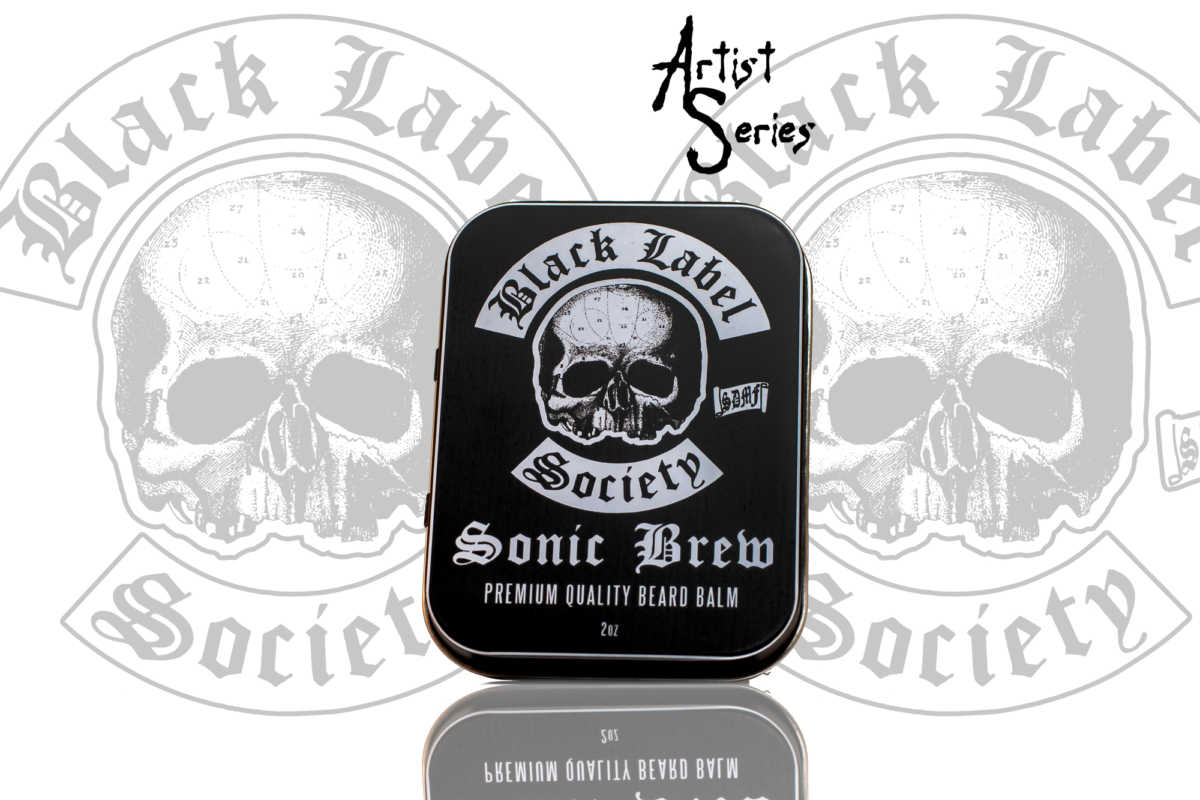 Black Label Society Beard Balm