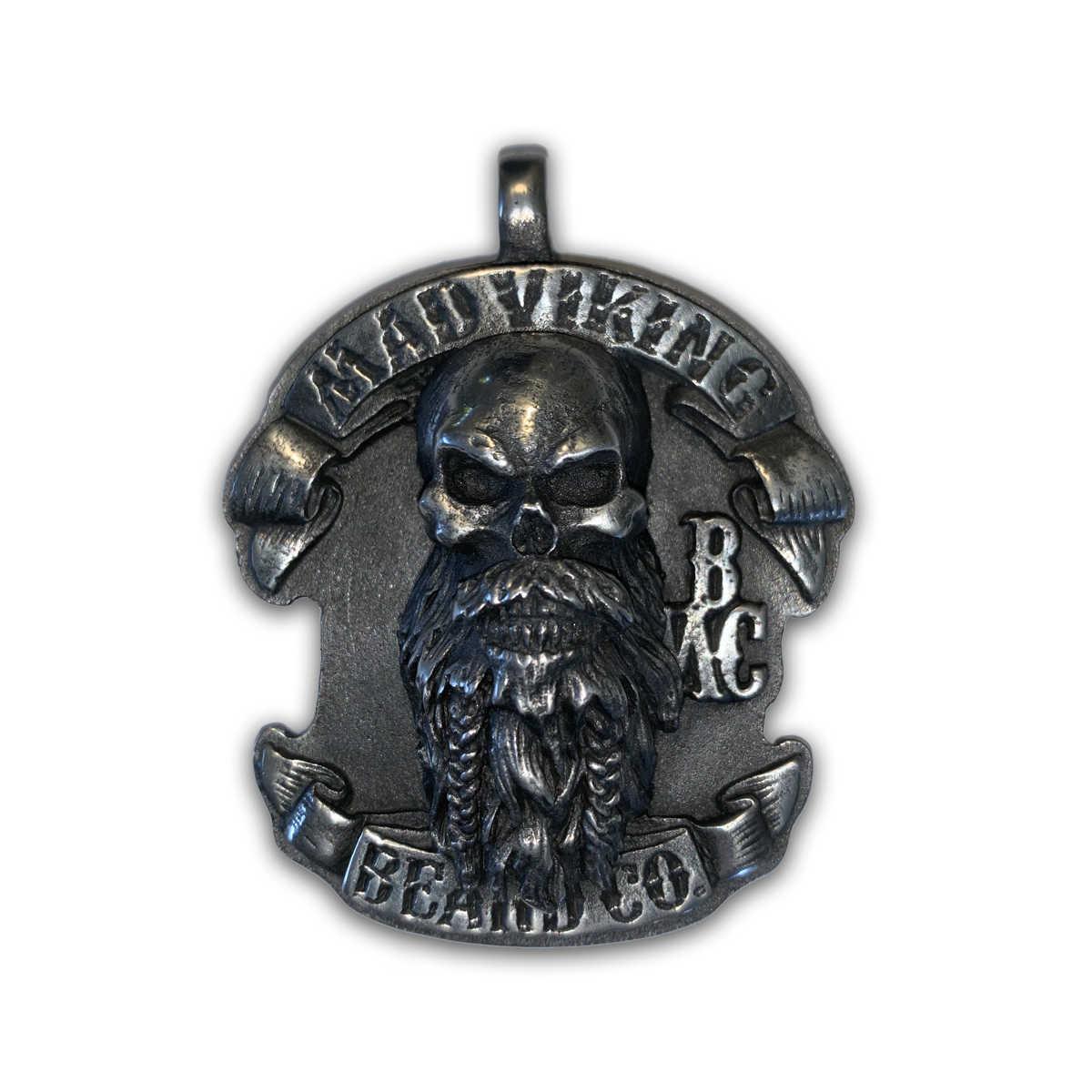 Mad Viking Skully Pendant
