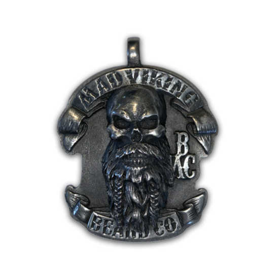 Mad Viking Skully Pendant