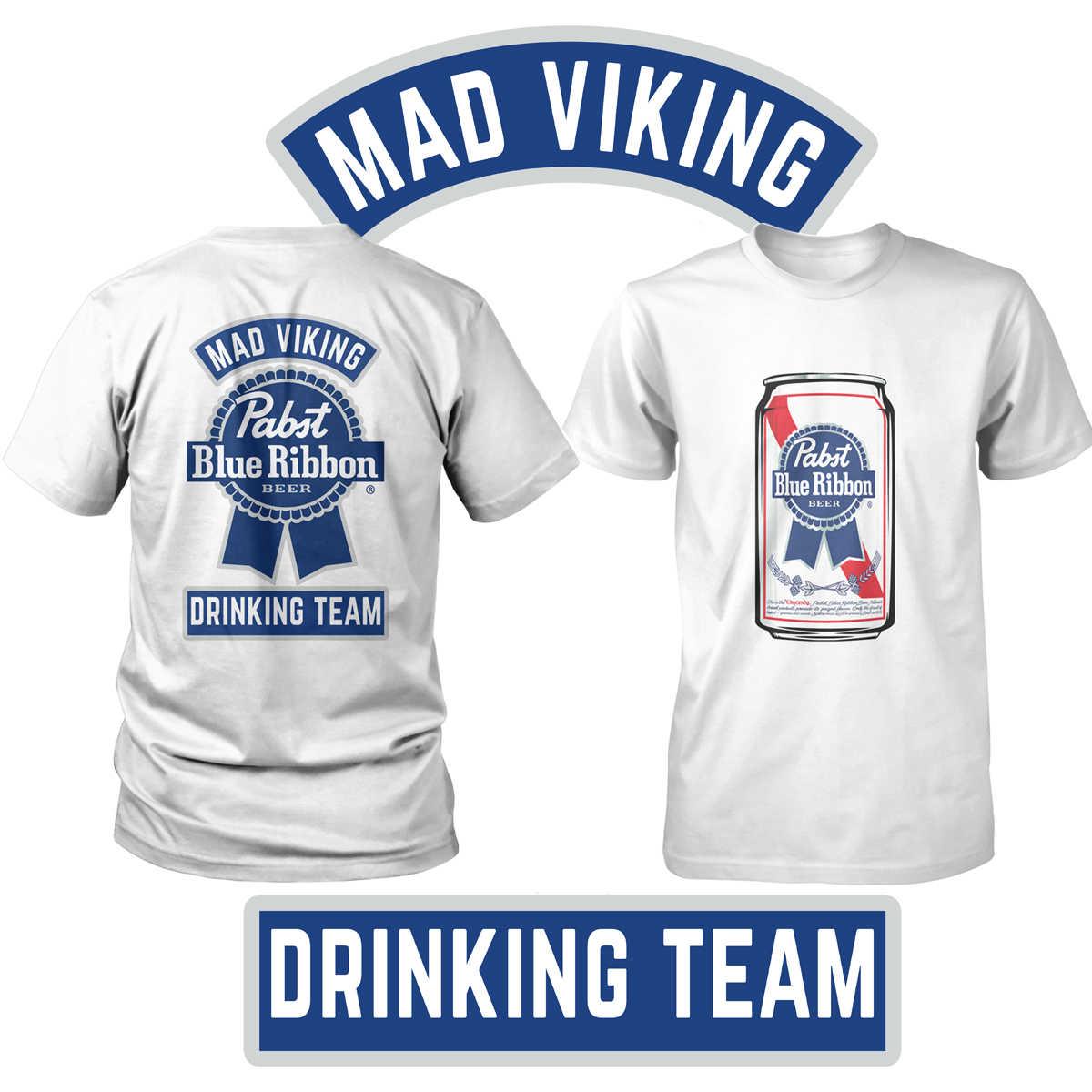 Mad Viking Drinking Team Tee (2nd edition)