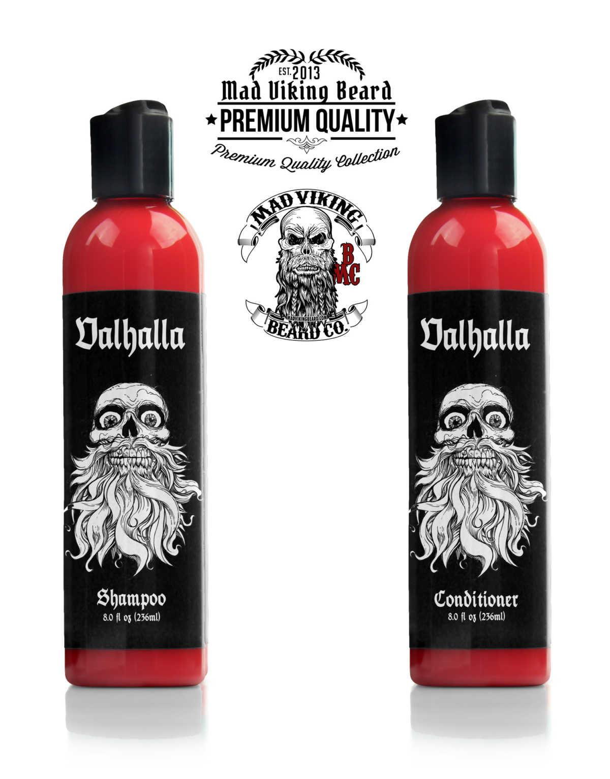 Mad Viking Valhalla Shampoo & Conditioner