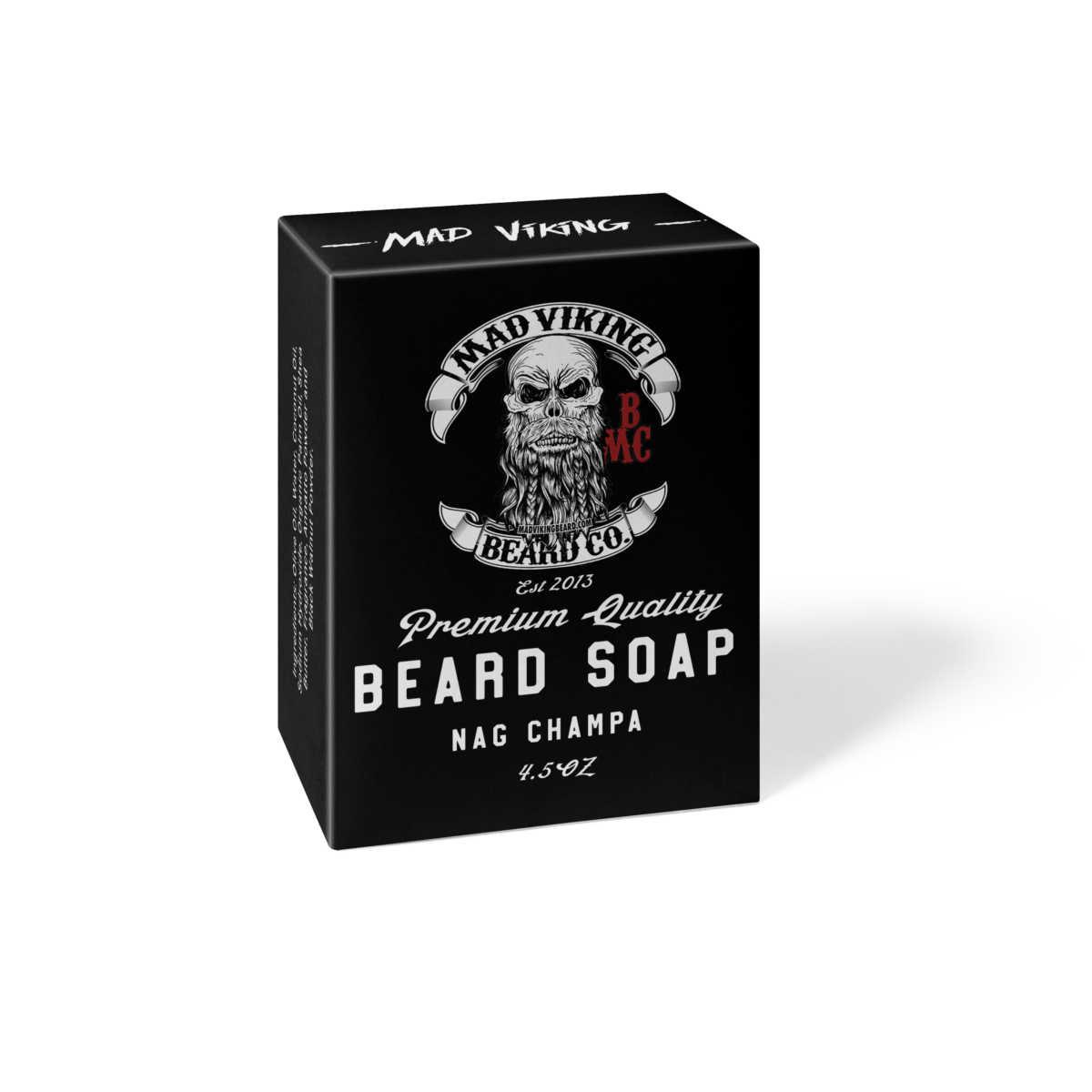 Mad Viking Nag Champa Soap