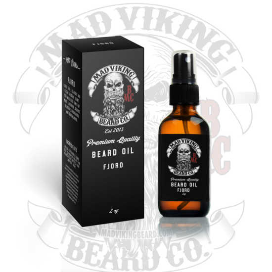 Fjord Beard Oil