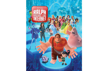 Disney Ralph Breaks The Internet