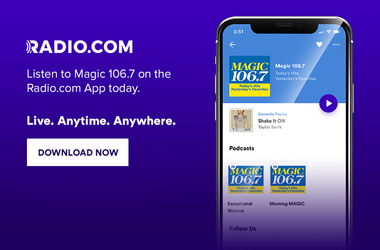 MAGIC Radio.com Music Lead