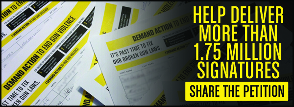 Sign this petition to Demand Action and share with your friends and family