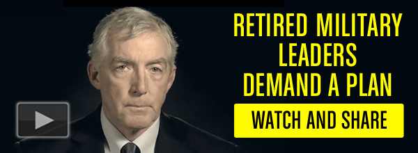 Watch and share this video featuring retired military leaders