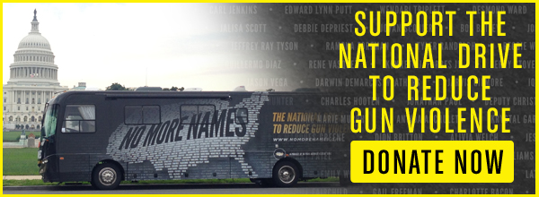 Keep the No More Names tour going