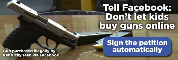 Facebook gun sold to teen