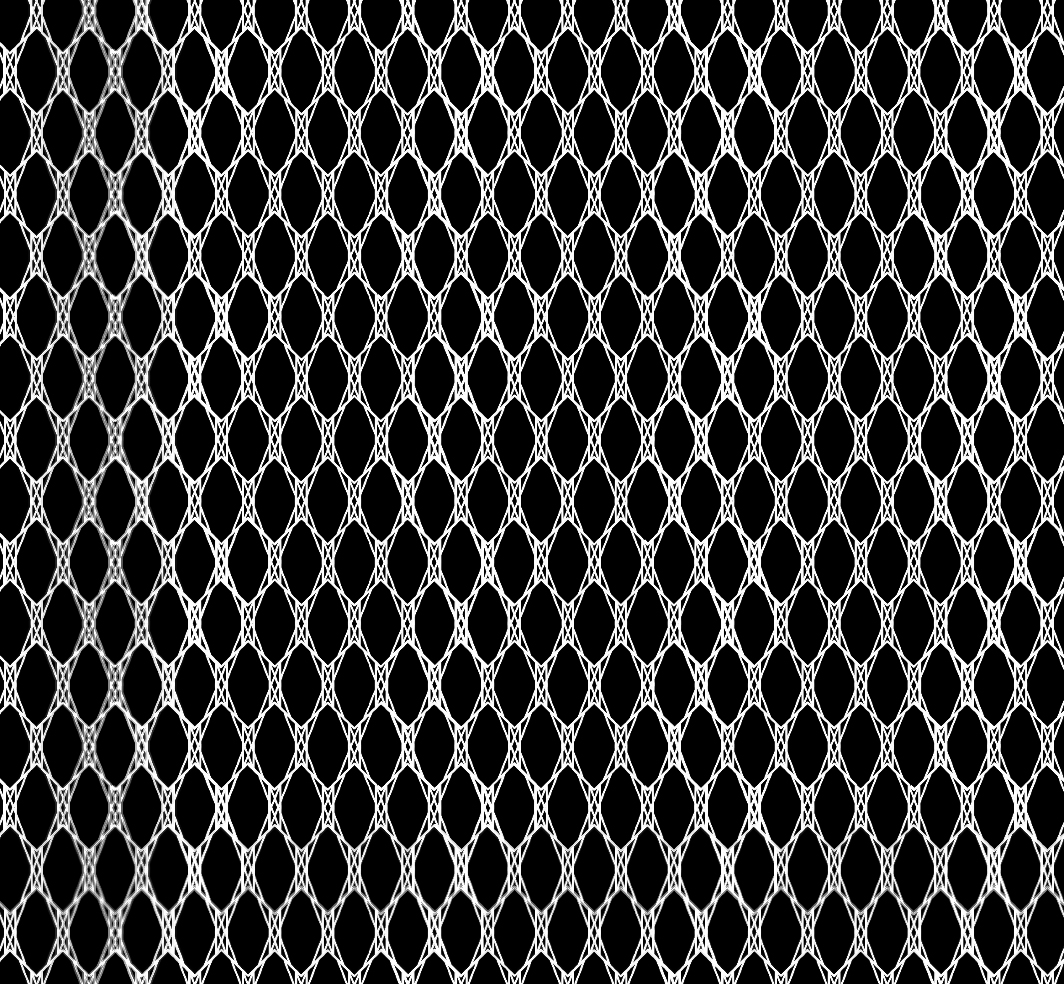 Fishnet Pattern Awesome Design Ideas