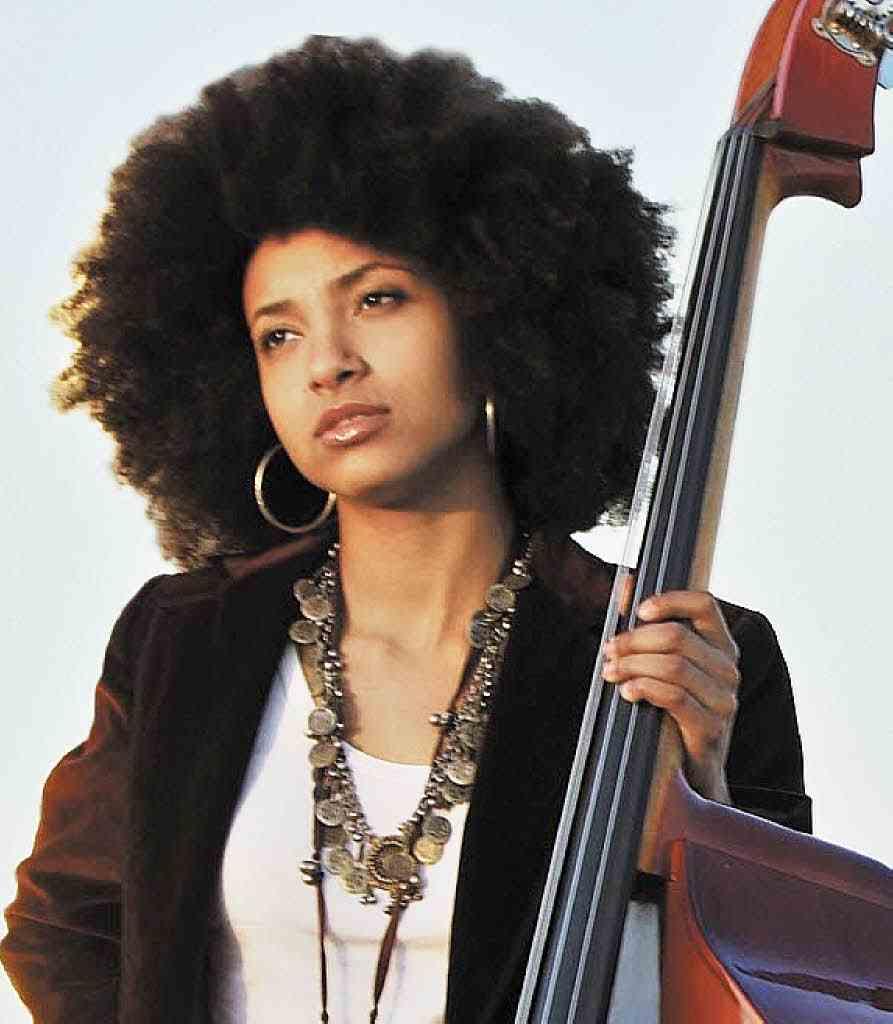 Hair Crush: Esperanza Spalding — Brown Vegan