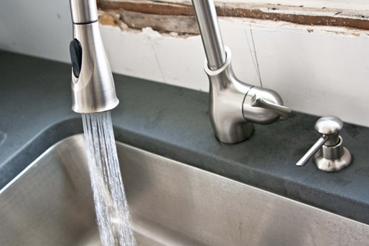 Kitchen Review Faucet Edible Perspective