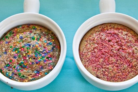 Oat Bake Birthday Breakfast Cake Edible Perspective