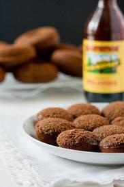 Molasses Doughnuts Edible Perspective