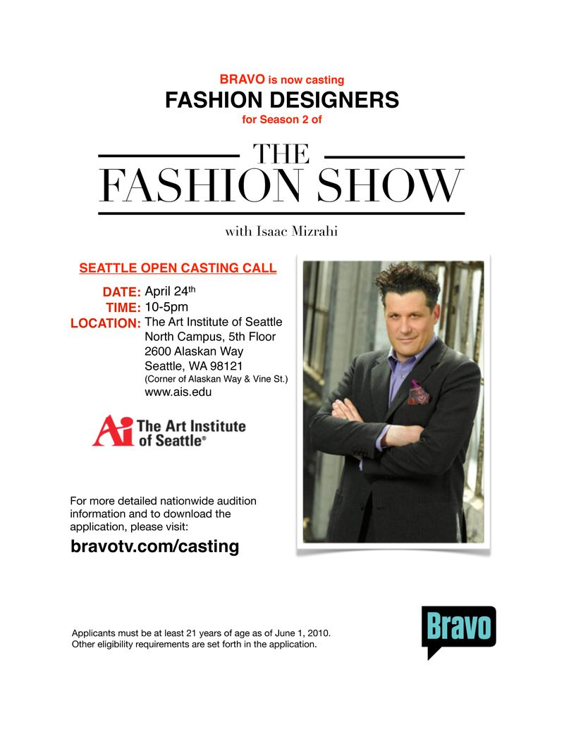 Bravo S The Fashion Show Seattle Casting Eunice Do